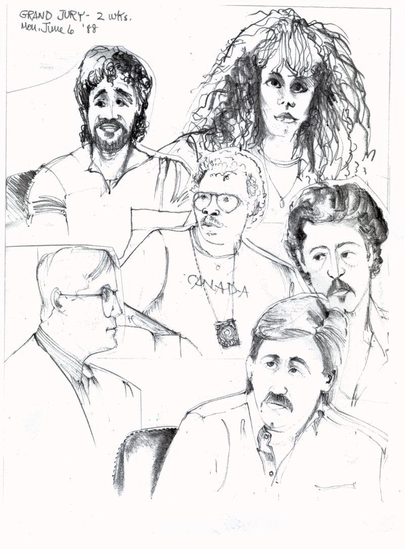 26 - Grand Jury 6-6-88